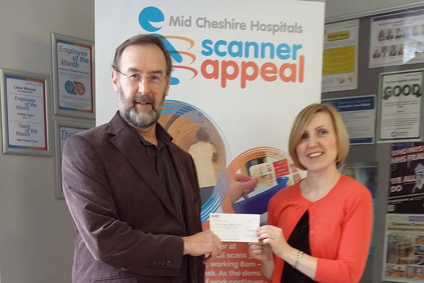 Mid Cheshire Hospitals Trust MRI Scanner Appeal