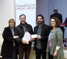 Sandbach Concert Series