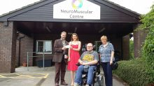 The NeuroMuscular Centre (NMC) at Winsford